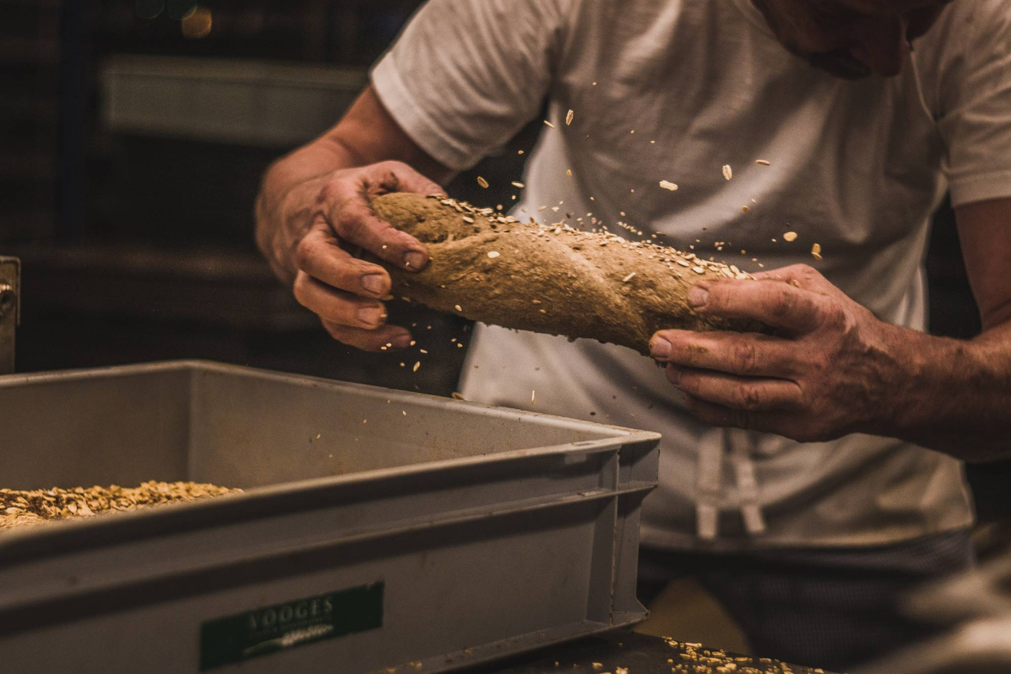 Vooges - Meergranen brood