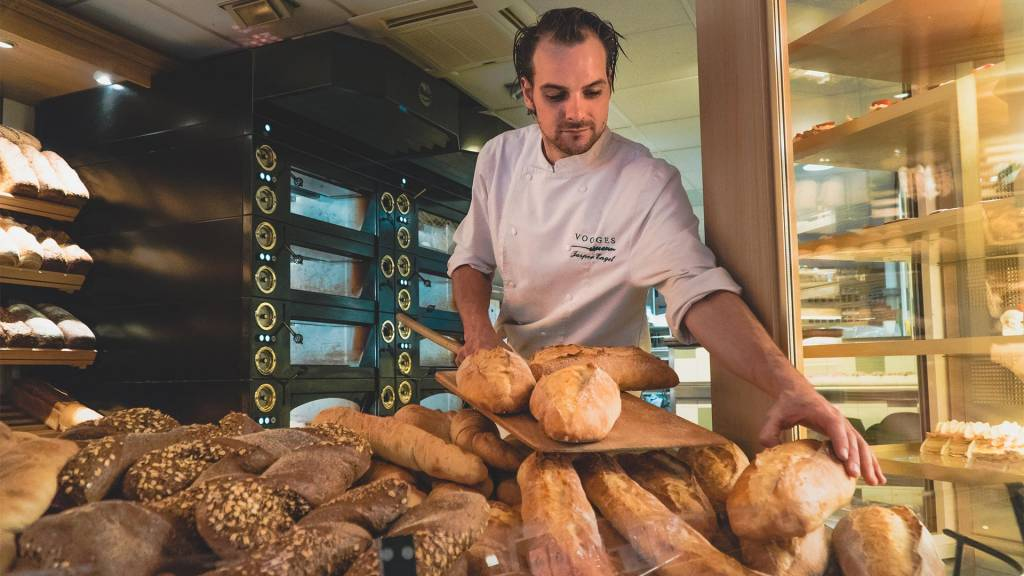 Ons brood gebakken volgens authemntiek recept