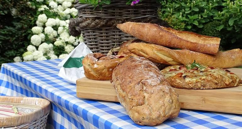 Heerlijk barbecuebrood