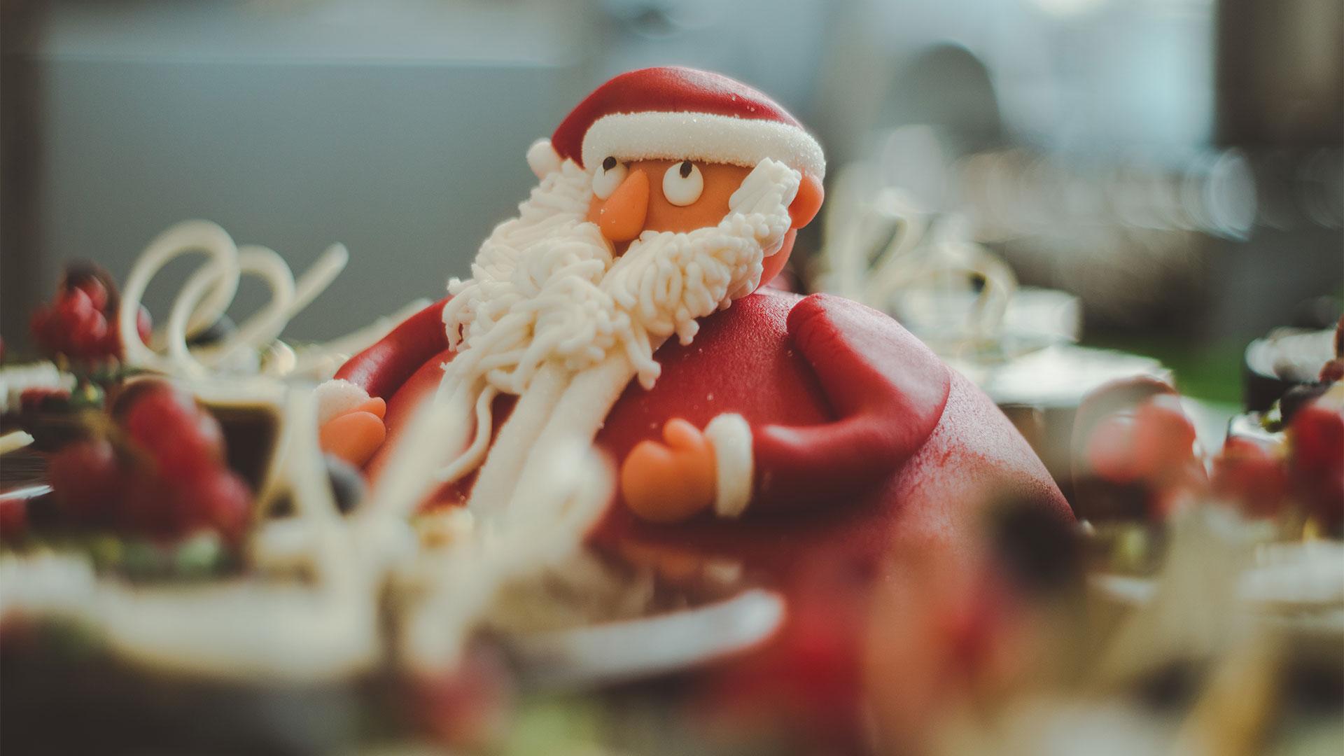 Bakkerij Vooges wenst u prettige kerstdagen