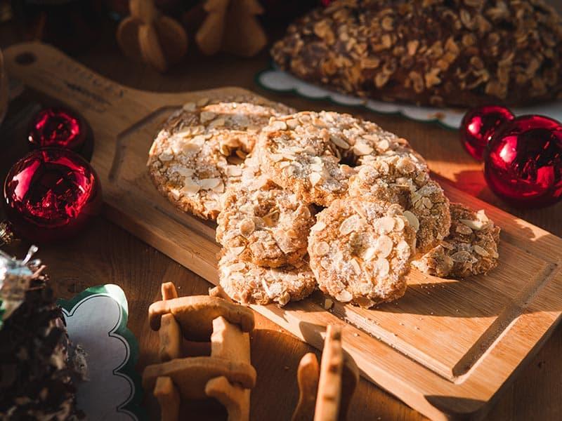 Bakkerij Vooges - Kersttulband